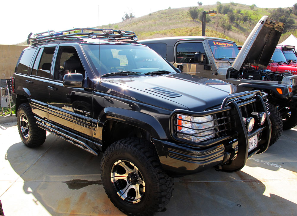 Car Show on 1995 Jeep Grand Cherokee Transmission