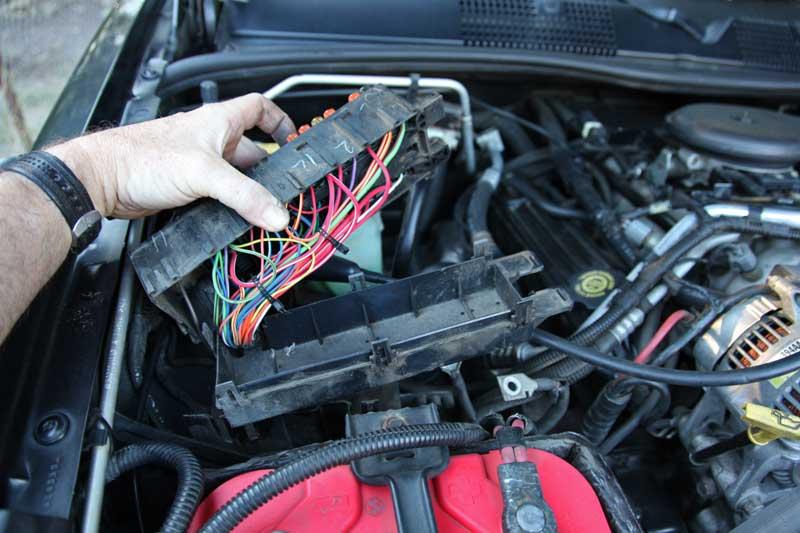 Hooking Up Auxiliary Light Relays Jeepforum Com