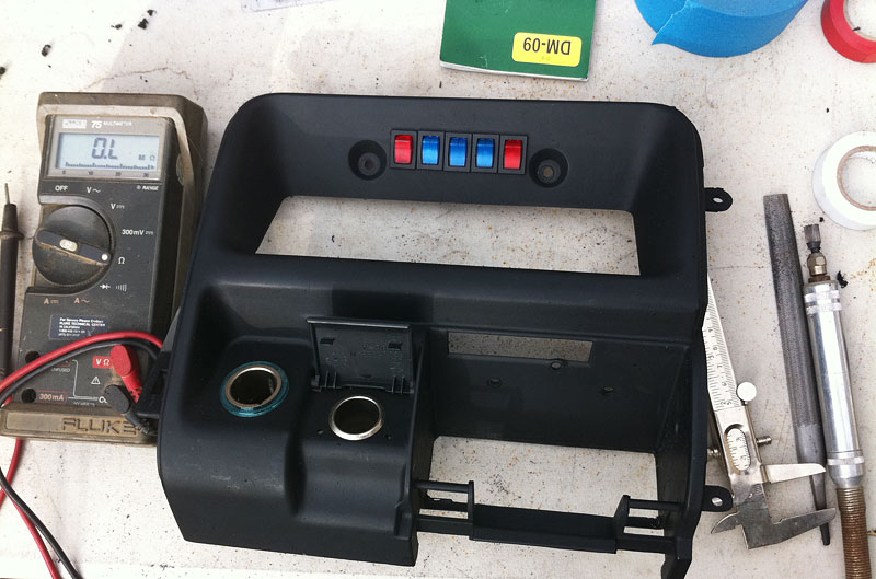 Lets See Pics Of Custom Switch Panels Page 2 Jeepforum Com