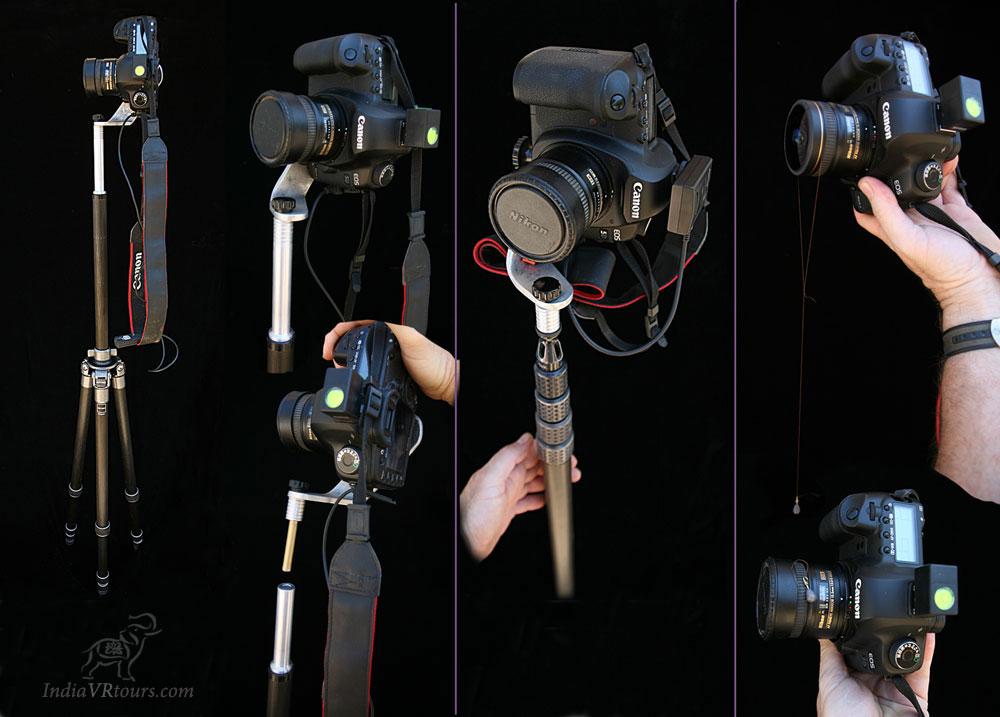 Pano Head Equipment