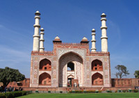 Akbar's Tomb Tour