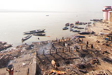 Burning Ghat Overview