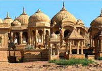Jaisalmer Royal Cenotaphs