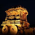 Hampi Stone Chariot