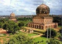 Seven Tombs, Qutub Shahi