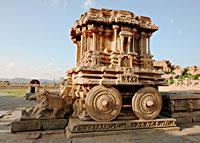 Stone Chariot, Vitthala Temple